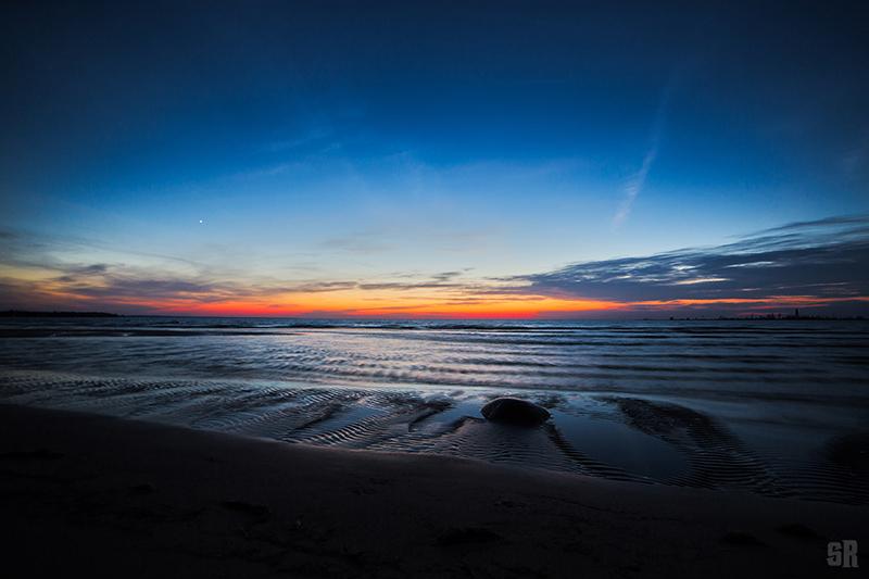 Vertebraes - Saugeen Shores Sunset with Chantry Island