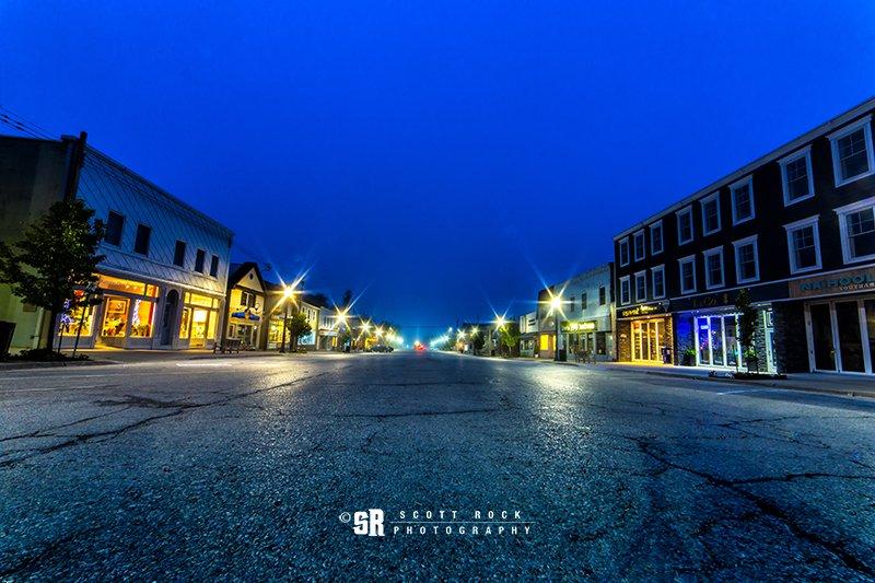 Southampton, Ontario Downtown High Street