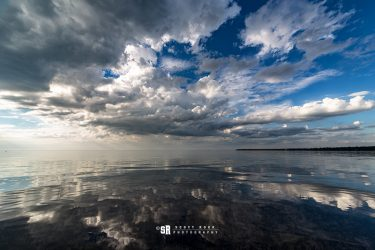 Alberto Remnants Mirror Lake Huron Photo
